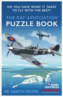 Image for The RAF Association puzzle book  : do you have what it takes to fly with the best?