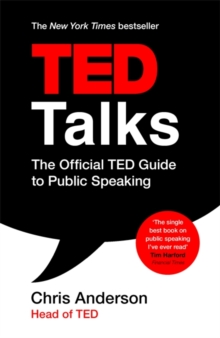 Image for TED talks  : the official TED guide to public speaking