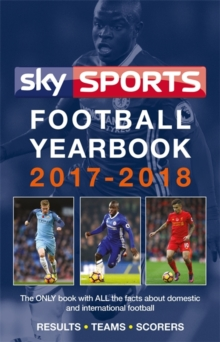 Image for Sky Sports football yearbook 2017-2018