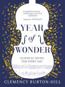 Image for Year of wonder  : classical music for every day