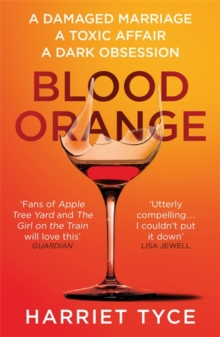 Image for Blood Orange : The page-turning thriller that will shock you