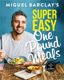 Image for Miguel Barclay's one pound meals: Super easy