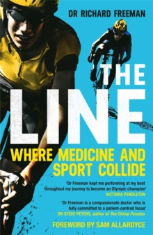 Image for The line  : where medicine and sport collide
