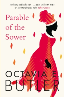 Image for The parable of the sower  : a novel