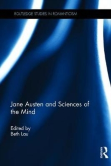 Image for Jane Austen and sciences of the mind