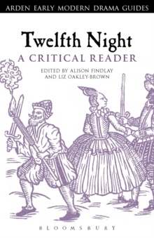 Image for Twelfth night  : a critical reader