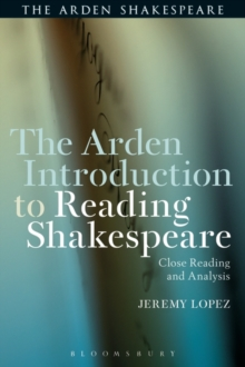 Image for The Arden introduction to reading Shakespeare