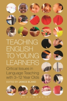 Image for Teaching English to young learners  : critical issues in language teaching with 3-12 year olds