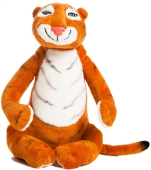 Image for Tiger Who Came To Tea Hand Puppet 12 Inc