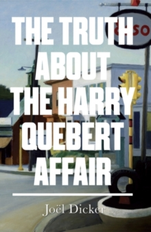 Image for TRUTH ABOUT THE HARRY QUEBERT AFFAIR SIG