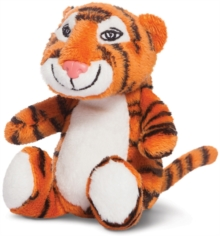 Image for TIGER WHO CAME TO TEA BUDDIES 6 INCH SOF