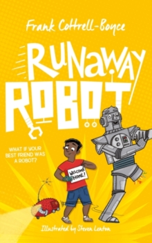 Image for RUNAWAY ROBOT SIGNED EDITION