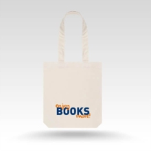 Image for ENJOY BOOKS MORE TOTE BAG