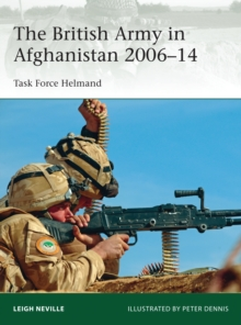British Army in Afghanistan 2006-14