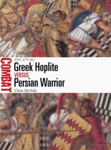 Image for Greek Hoplite vs Persian warrior  : 499-479 BC