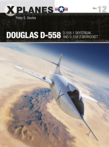 Image for Douglas D-558  : D-558-1 skystreak and D-558-2 Skyrocket