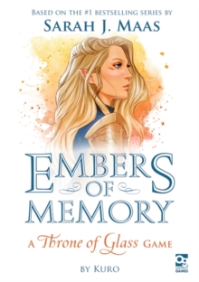 Image for Embers of Memory: A Throne of Glass Game
