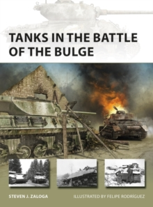 Image for Tanks in the Battle of the Bulge