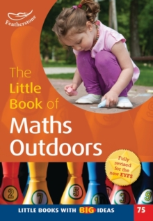 Image for The little book of maths outdoors