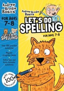 Image for Let's do spelling7-8