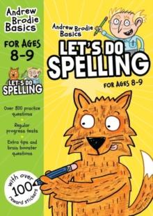 Image for Let's do spelling8-9