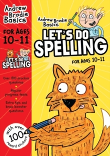 Image for Let's do spelling10-11