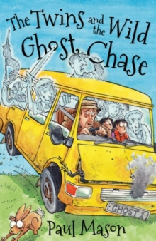Image for The twins and the wild ghost chase