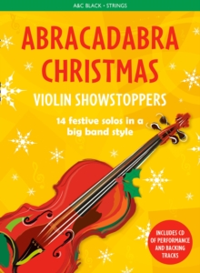 Image for Abracadabra Christmas: Violin showstoppers