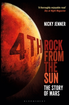 Image for 4th rock from the sun  : the story of Mars
