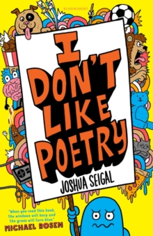 I don't like poetry - Seigal, Joshua
