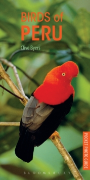 Image for Pocket photo guide to the birds of Peru