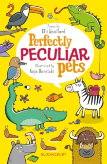 Image for Perfectly peculiar pets