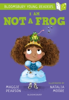 I am not a frog - Pearson, Maggie
