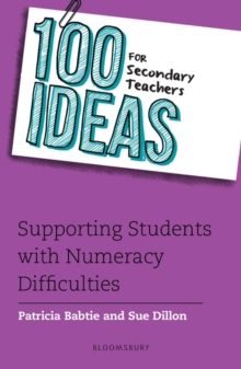 Supporting students with numeracy difficulties - Babtie, Patricia