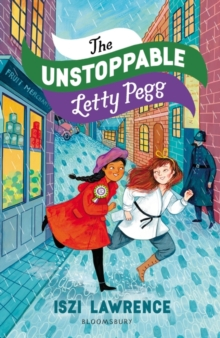 The unstoppable Letty Pegg - Lawrence, Iszi