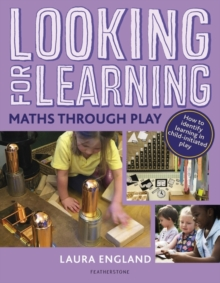 Maths through play - England, Laura