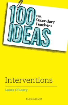 Interventions - O'Leary, Laura