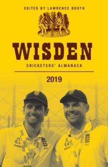 Image for Wisden cricketers' almanack 2019
