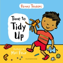 Time to tidy up - Tassoni, Penny
