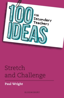 Stretch and challenge - Wright, Paul