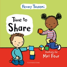 Time to share - Tassoni, Penny