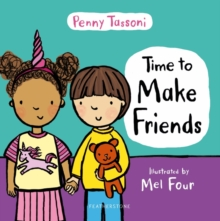 Time to make friends - Tassoni, Penny