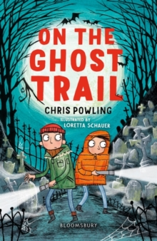 On the ghost trail - Powling, Chris
