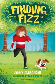 Finding fizz - Alexander, Jenny