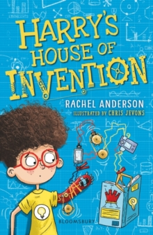 Harry's house of invention - Anderson, Rachel