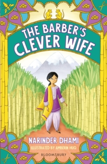 The barber's clever wife - Dhami, Narinder