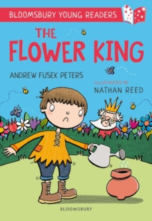 The flower king - Fusek Peters, Andrew