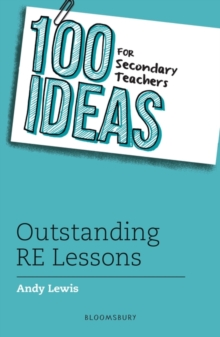 Outstanding RE lessons - Lewis, Andy