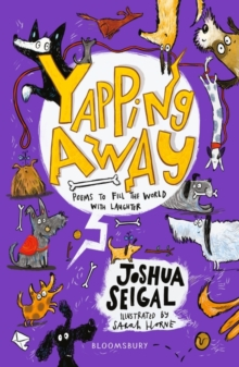 Image for Yapping away  : poems to fill the world with laughter