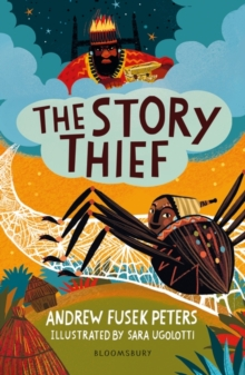 The story thief - Fusek Peters, Andrew
